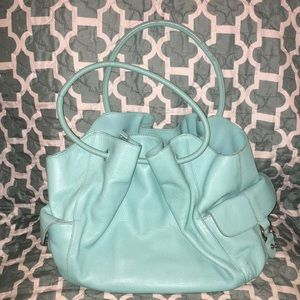 Cute Turquoise Coldwater Creek Purse